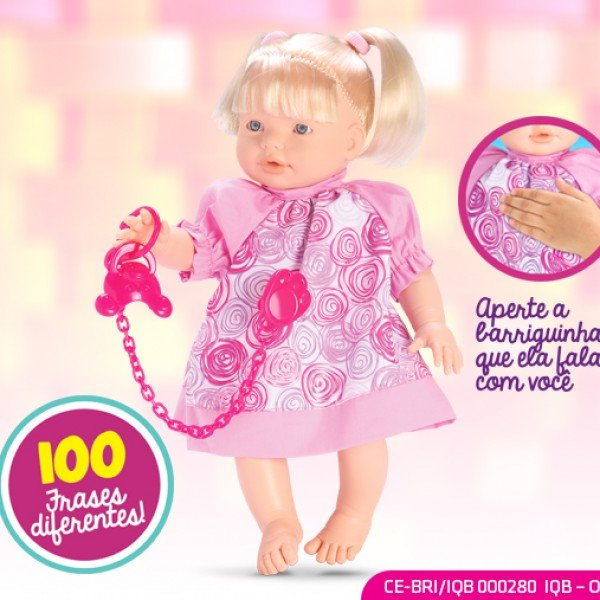 Baby Conversinha - 100 Frases